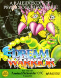Dream Warrior Amstrad CPC Front Cover
