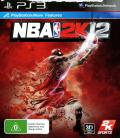 NBA 2K12 PlayStation 3 Front Cover