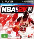 NBA 2K11 PlayStation 3 Front Cover
