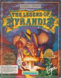 The Legend of Kyrandia: Book 3 - Malcolm's Revenge DOS Front Cover