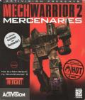 MechWarrior 2: Mercenaries DOS Front Cover