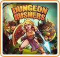 Dungeon Rushers Nintendo Switch Front Cover