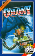 Colony Amstrad CPC Front Cover