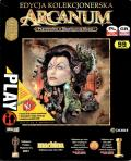 Arcanum: Of Steamworks & Magick Obscura (Collector's Edition) Windows Front Cover