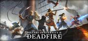 Pillars of Eternity II: Deadfire Linux Front Cover
