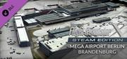 Microsoft Flight Simulator X: Steam Edition - Mega Airport Berlin Brandenburg Windows Front Cover