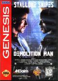 Demolition Man Genesis Front Cover