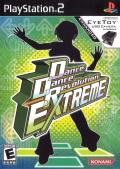 Dance Dance Revolution: Extreme PlayStation 2 Front Cover