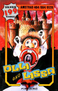 Olli & Lissa: The Ghost of Shilmore Castle Amstrad CPC Front Cover