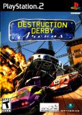 Destruction Derby Arenas PlayStation 2 Front Cover