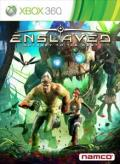 Enslaved: Odyssey to the West - Ninja Monkey Xbox 360 Front Cover