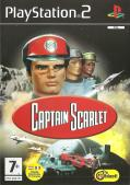 Captain Scarlet PlayStation 2 Front Cover