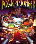 PowerMonger DOS Front Cover