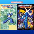 Mega Man: Legacy Collection 1 & 2 Combo Pack PlayStation 4 Front Cover
