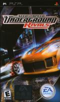 Need for Speed: Underground - Rivals PSP Front Cover