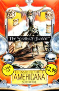 The Scrolls of Abadon Commodore 64 Front Cover