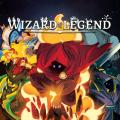 Wizard of Legend PlayStation 4 Front Cover