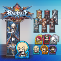 BlazBlue: Chrono Phantasma Extend - My Room Set B PlayStation 4 Front Cover