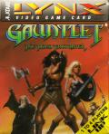 Gauntlet: The Third Encounter Lynx Front Cover