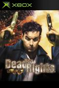 Dead to Rights Xbox One Front Cover