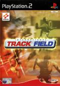 ESPN International Track & Field PlayStation 2 Front Cover
