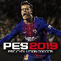 PES 2019: Pro Evolution Soccer PlayStation 4 Front Cover 1st version