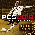 PES 2019: Pro Evolution Soccer (Legend Edition) PlayStation 4 Front Cover