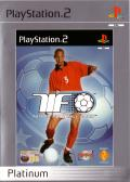 World Tour Soccer 2002  PlayStation 2 Front Cover