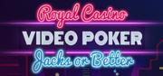 Royal Casino: Video Poker Linux Front Cover
