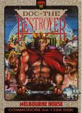 Doc the Destroyer Commodore 64 Front Cover