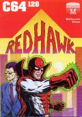 Redhawk Commodore 64 Front Cover