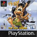 Hugo: The Evil Mirror PlayStation Front Cover