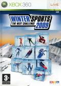 Winter Sports 2: The Next Challenge Xbox 360 Front Cover
