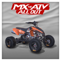 MX vs ATV All Out: 2011 KTM 450 SX PlayStation 4 Front Cover