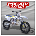 MX vs ATV All Out: 2017 Husqvarna TC 250 PlayStation 4 Front Cover