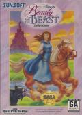 Disney's Beauty and the Beast: Belle's Quest Genesis Front Cover