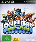 Skylanders: Swap Force PlayStation 3 Front Cover