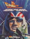 Sonic Boom Commodore 64 Front Cover
