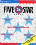 Five Star Games ZX Spectrum Front Cover