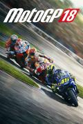 MotoGP 18 Xbox One Front Cover
