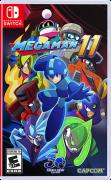 Mega Man 11 Nintendo Switch Front Cover