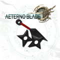 AeternoBlade: Ninja Costume PlayStation 4 Front Cover