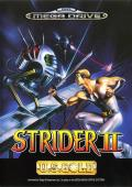 Strider 2 Genesis Front Cover