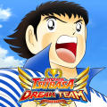 Captain Tsubasa: Dream Team iPad Front Cover