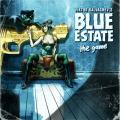 Viktor Kalvachev's Blue Estate: The Game - Arcade Mode PlayStation 4 Front Cover