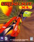 WipEout XL Windows Front Cover