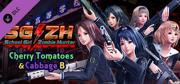SG/ZH: School Girl/Zombie Hunter - Cherry Tomatoes & Cabbage B Windows Front Cover