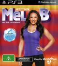 Get Fit with Mel B PlayStation 3 Front Cover
