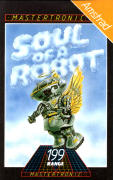 Soul of a Robot Amstrad CPC Front Cover