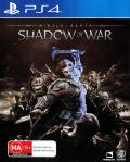 Middle-earth: Shadow of War PlayStation 4 Front Cover